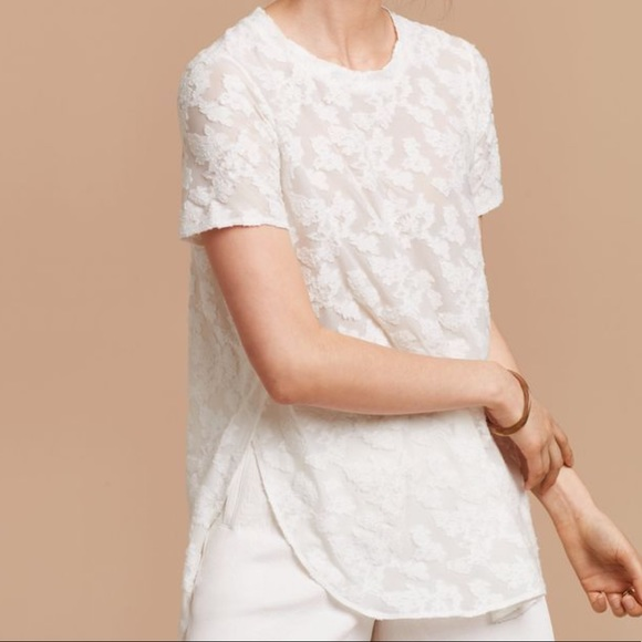 Wilfred Capucine Floral T-Shirt White